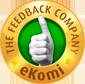 Página aprovada por ekomi